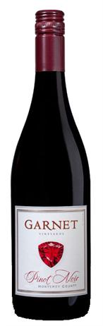 Garnet Vineyards Pinot Noir Monterey County